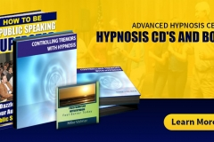 hypnosis cd and hypnosis books